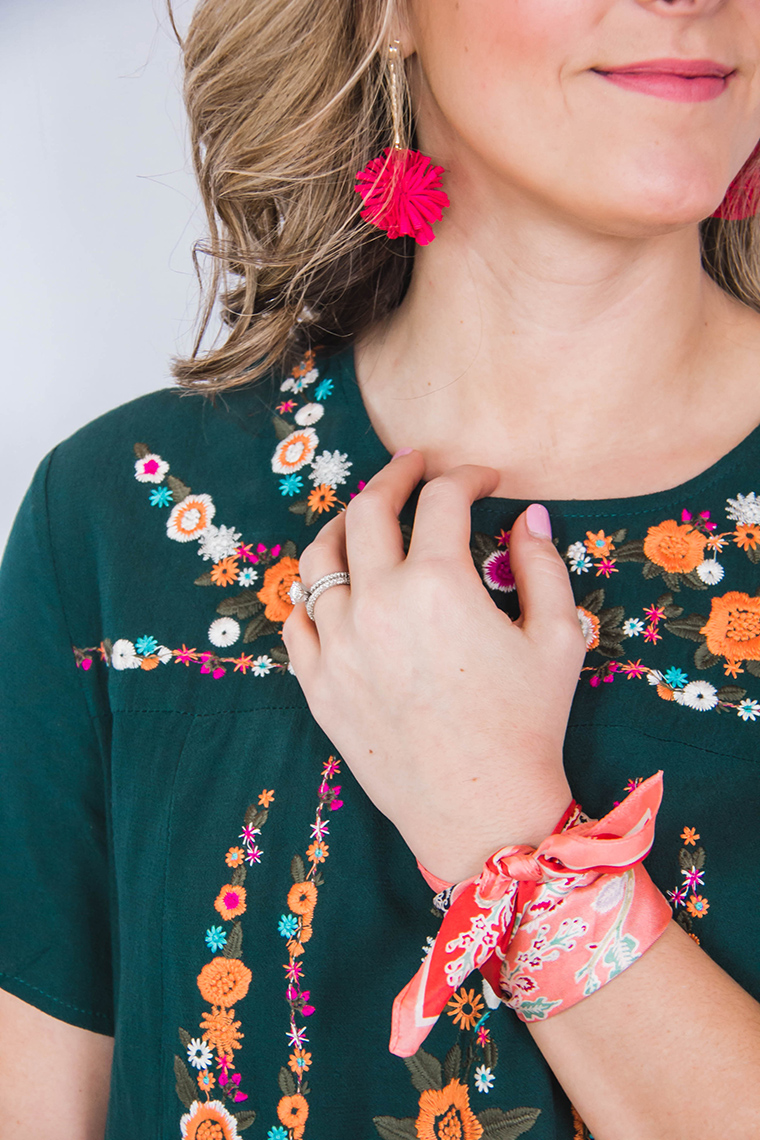 Embroidered Dress Trend 4