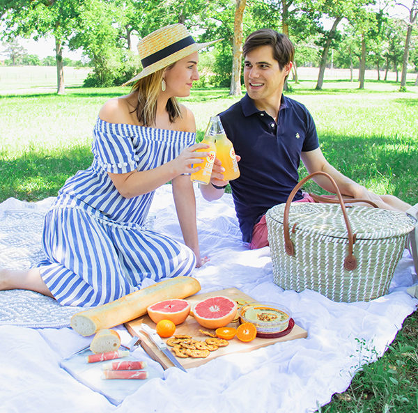 A Picnic On The Ranch