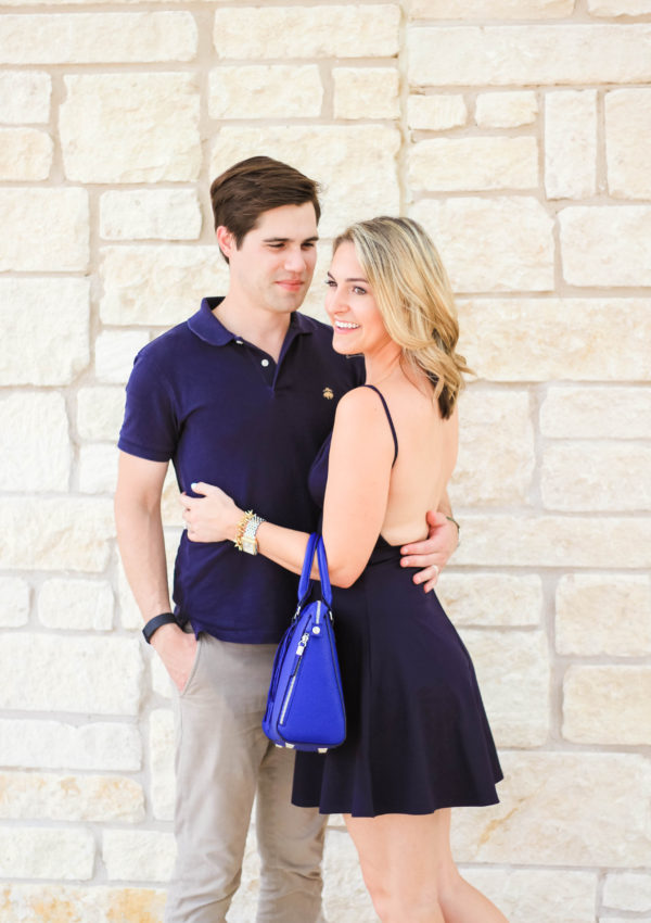Date Night Dress + Anniversary Necklace Giveaway