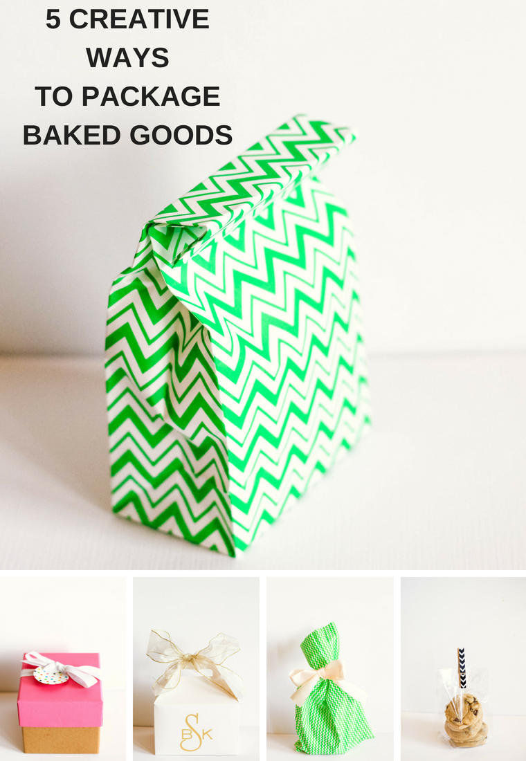 5 Creative Ways To Package Baked Goods