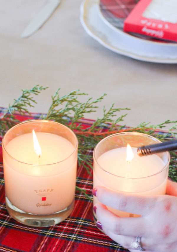 Home For The Holidays With Trapp Fragrances