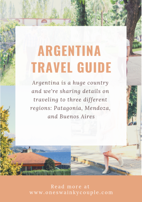 Argentina Vacation Guide