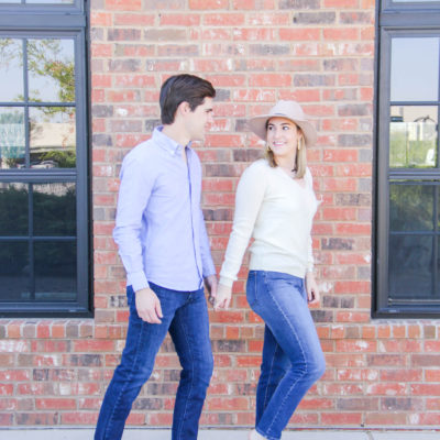 His and Hers Denim with Mott & Bow