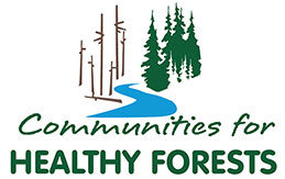Communities for Healthy Forests Retina Logo