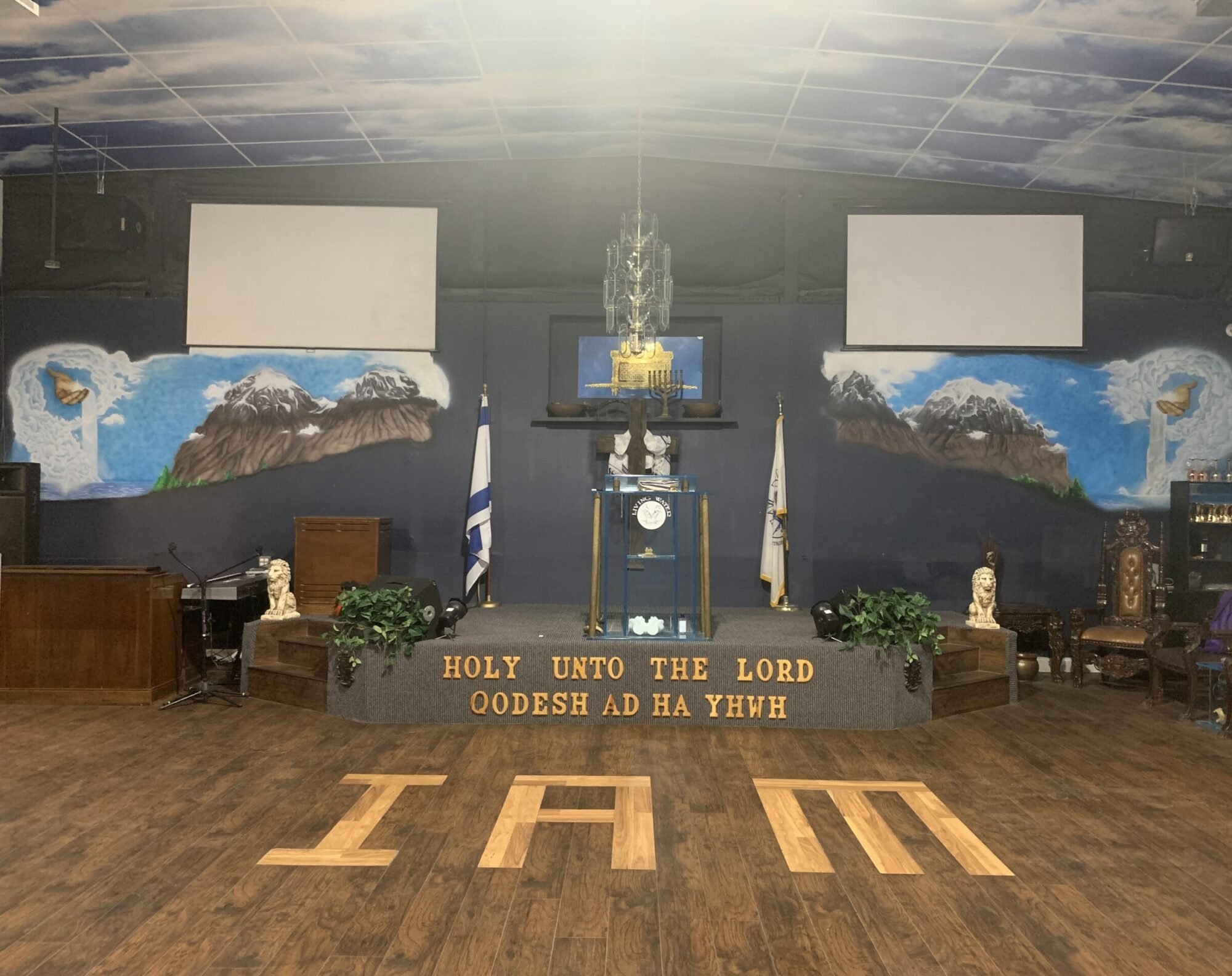 Welcome to Living Water International Apostolic Ministries