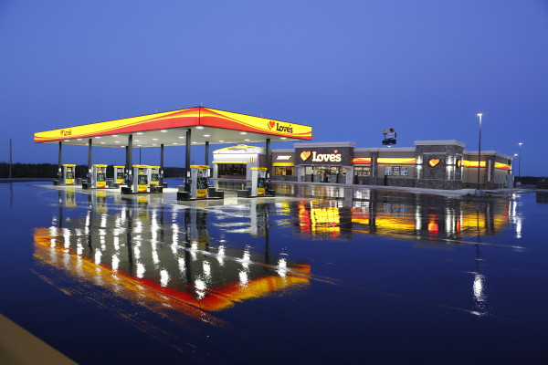 Love's Truck Stop One Step Closer to Reality