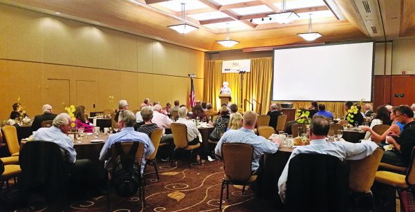 Catalyst Research Management Holds Robins Equity Research Roundup at Skamania Lodge in Stevenson