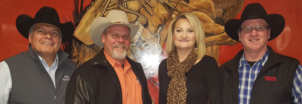 Pendleton Round-Up Association Installs Four New Directors to the Official Board