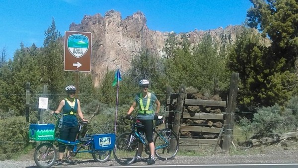 Out and About Across Oregon with Tour de Mike