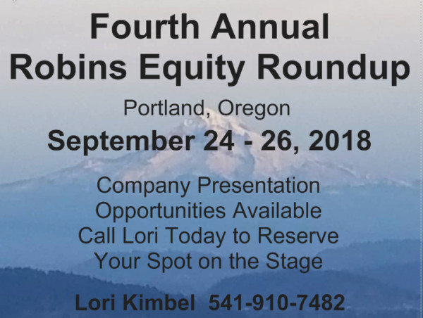 Fourth Annual Robin Equity Research Round-up