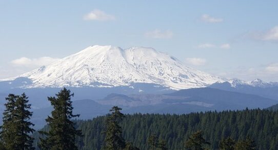 A Rambling Wanderer Explores Wind River Highway, Ape Cave and the Magnificent Mount St. Helens
