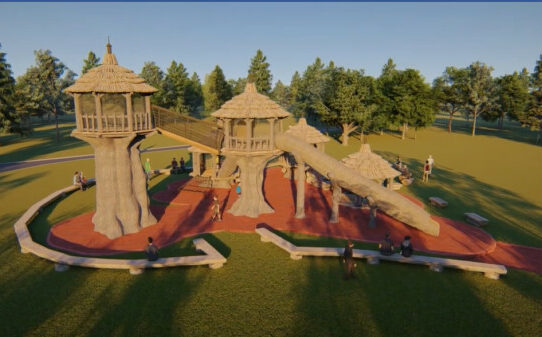 Adventure Park Coming to the Gorge