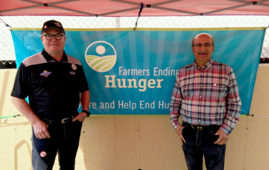 Farmers Are Stepping Up to End Hunger