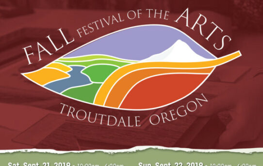 Troutdale's Festival of the Arts to be Held at Glenn Otto Park