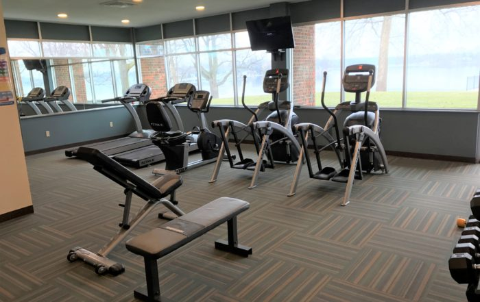 Battle Creek Country Club Exercise Room