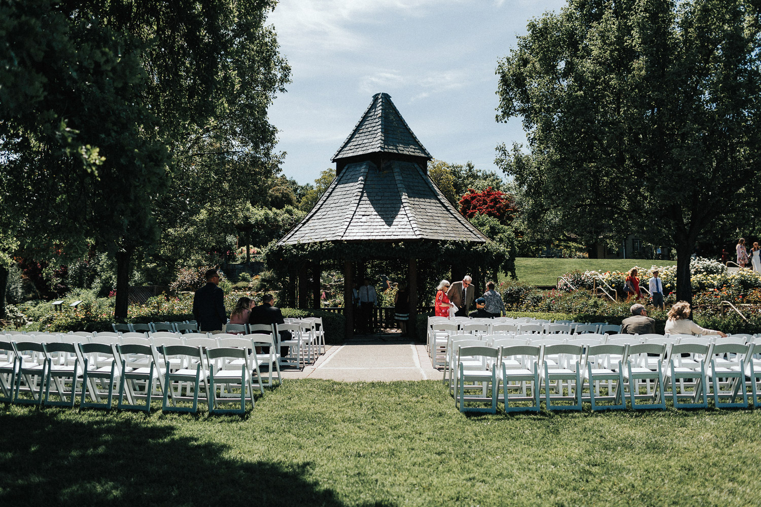 Image of ceremony location