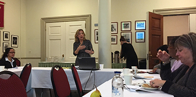 Lisa B. Horowitz presents at New York City Bar Committee on Women in the Legal Profession