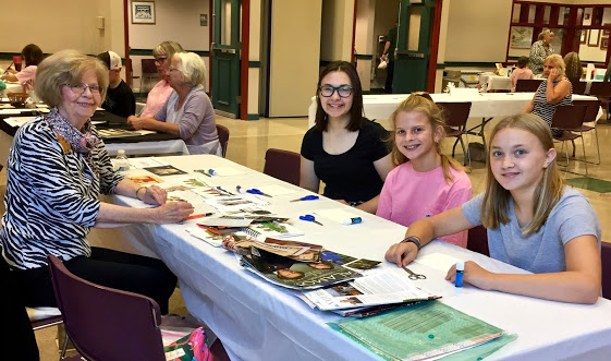 Guild of Harwich Artists Hosted Successful Community Art Event