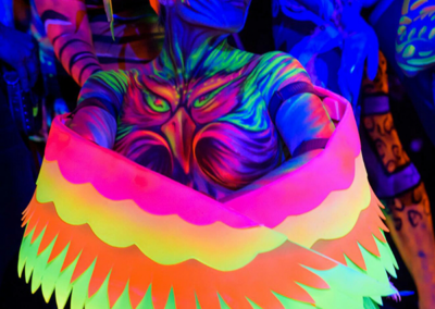 Bling it on Parties - Body Art Neon Paint