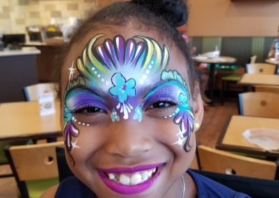 Face Painting - Bling it on Parties Atlanta, GA (2)