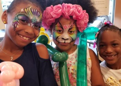 Face Painting and Balloon Artists Atlanta - Bling it on Parties