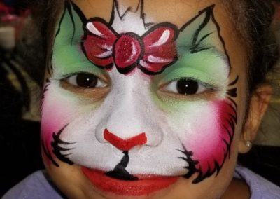 Bling in on Parties - Holiday Face Painting for Kids