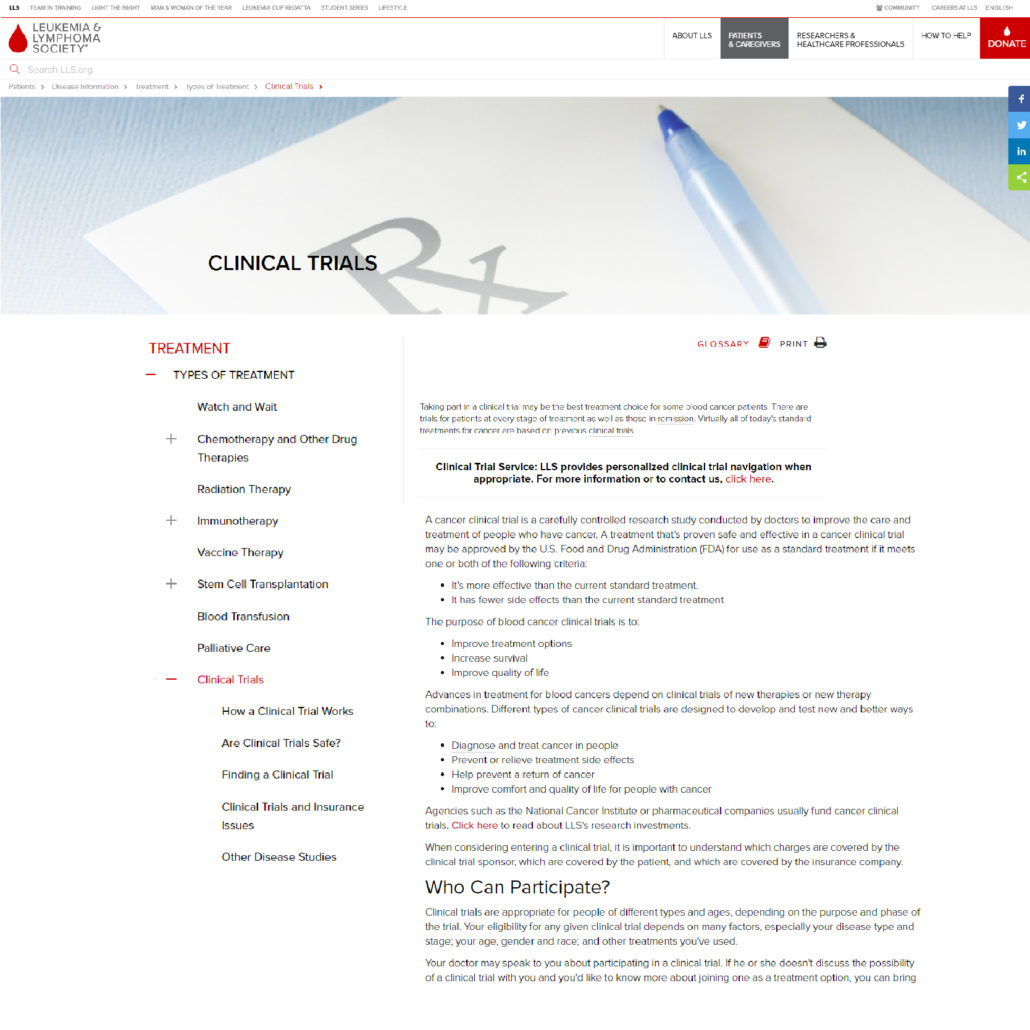 Citation Healthcare Labels, LLC - Find a Clinical Trial