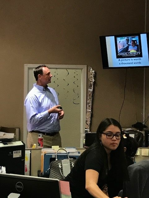 T Customer Service Training With Kevin Cooper