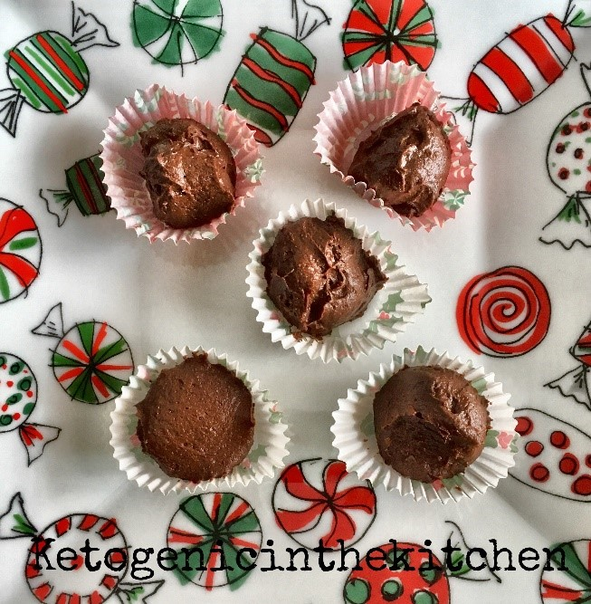 Keto Truffles *assorted flavors
