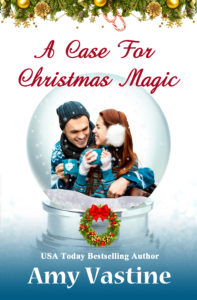 A Case for Christmas Magic_Amy Vastine