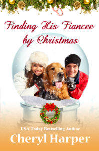 Finding His Fiancee by Christmas_Cheryl Harper