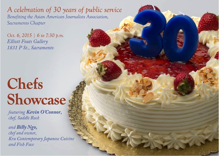 30th anniversary celebration