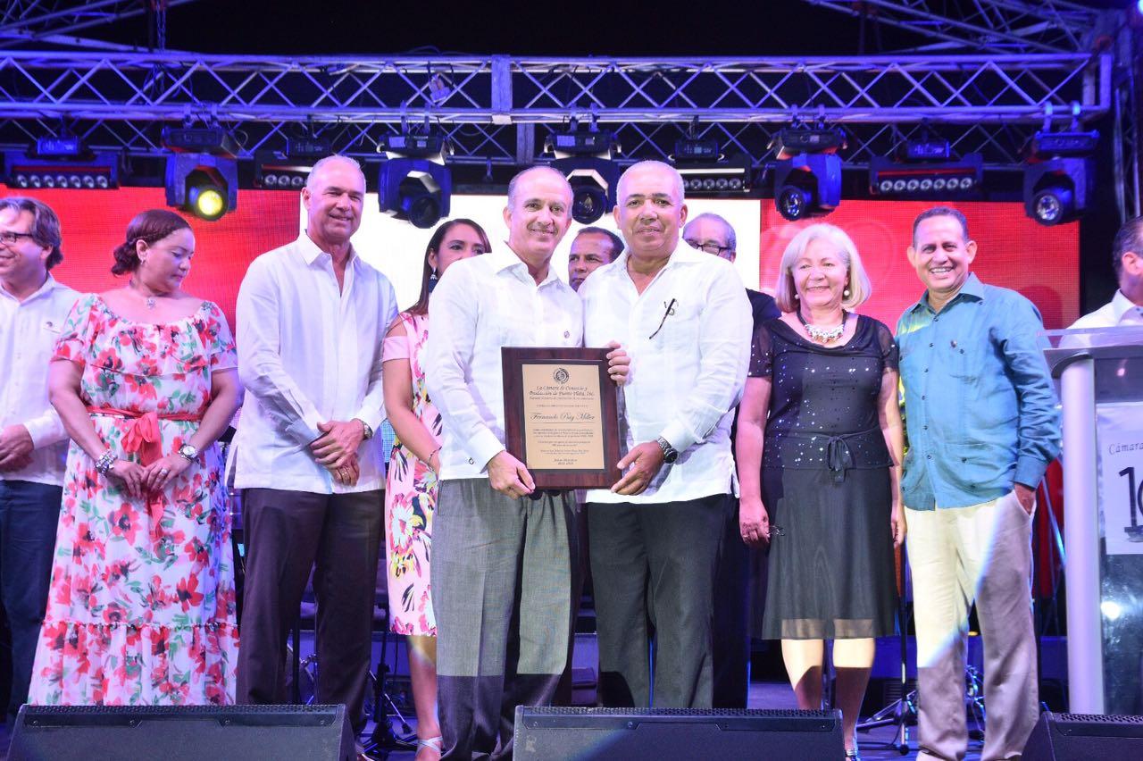 Cámara de Comercio de Puerto Plata culmina celebraciones por su centenario