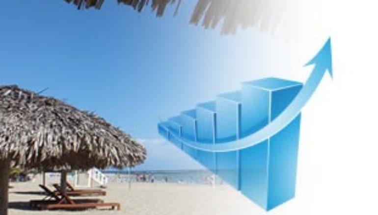 Sigue en aumento llegada de turista a República Dominicana