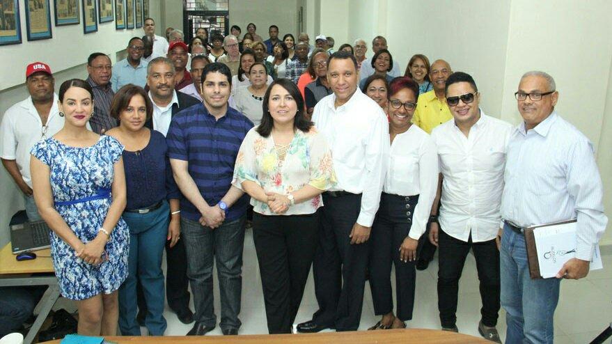 comite ejecutivo y miembros