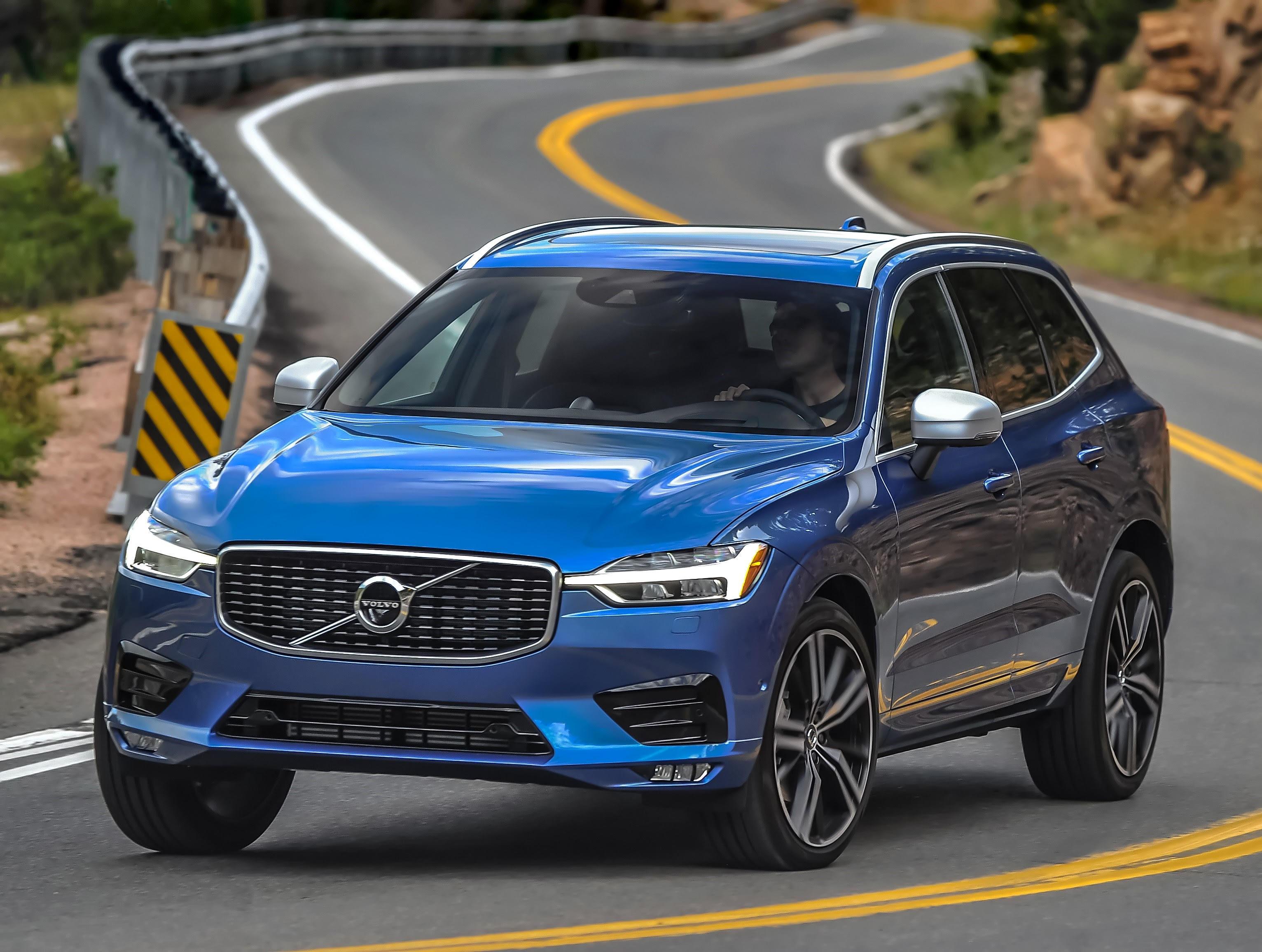 XC de Volvo