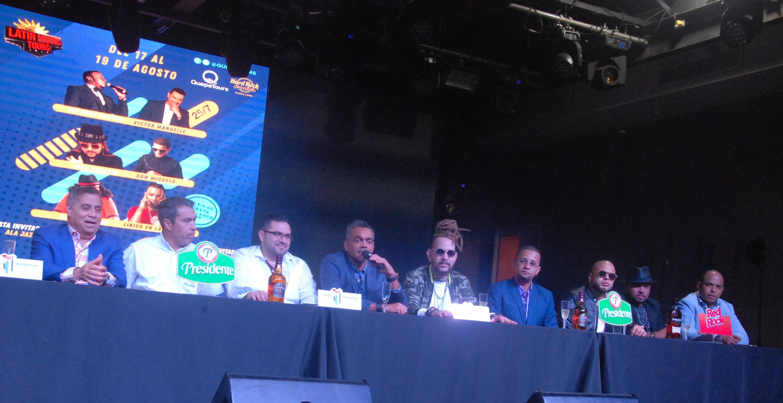 Artistas lo darán todo en XVII edición de Latin Music Tours 2018 en Hard Rock Hotel & Casino  Punta Cana