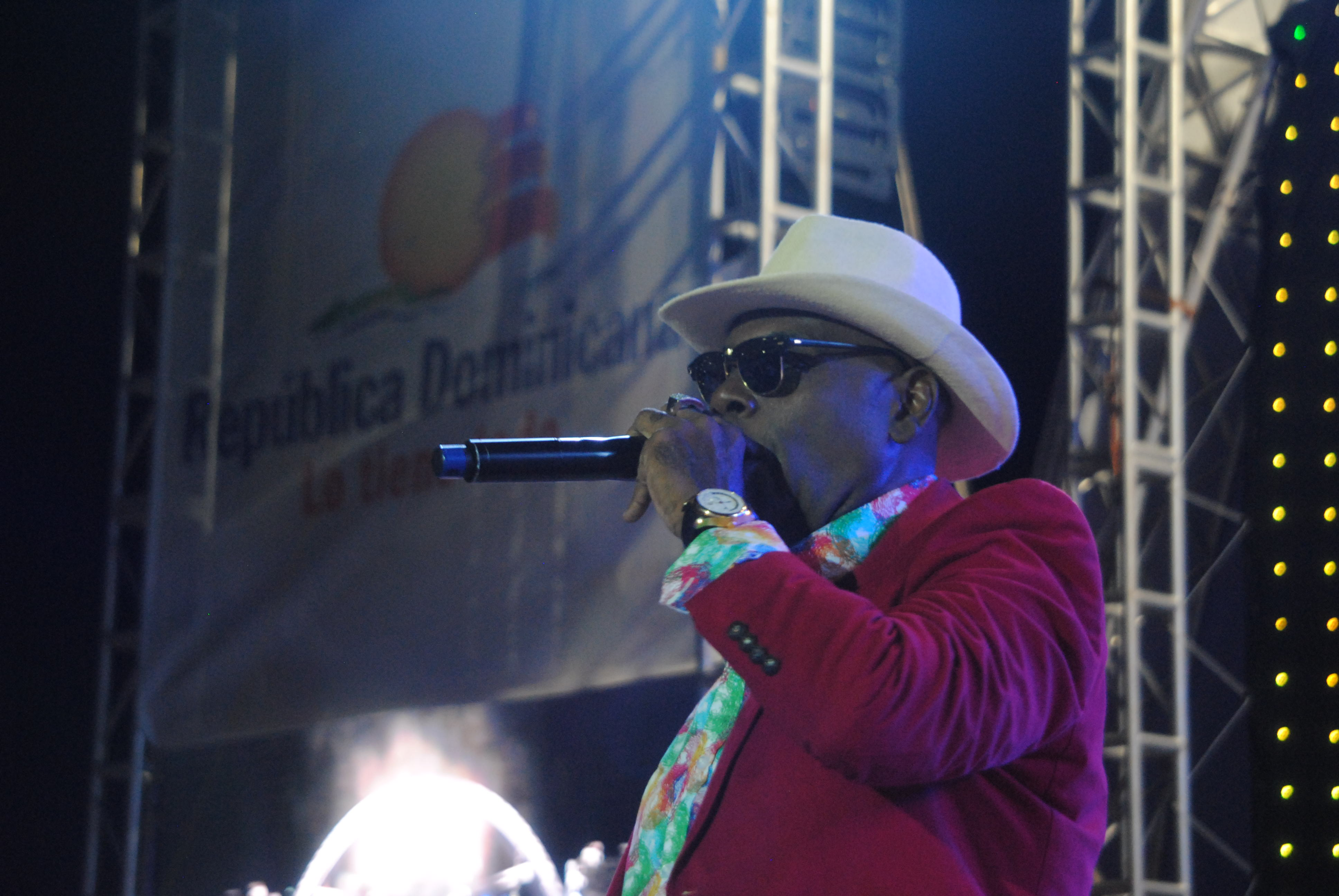Puerto Plata vivió el festival de salsa.