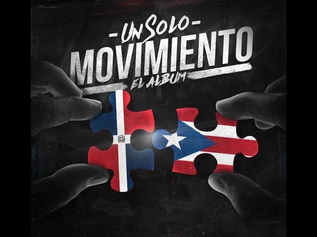 """""""Un solo movimiento"""" la compilación que reúne a artistas del género urbano de República Dominicana y Puerto Rico"""