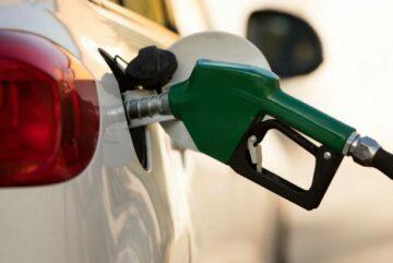 cropped gasolina magna premium