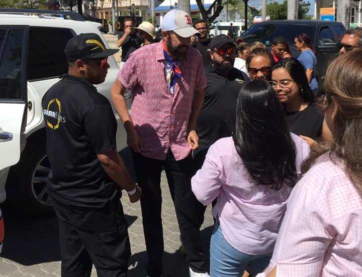 Juan Luis elige Puerto Plata para su próximo vídeo