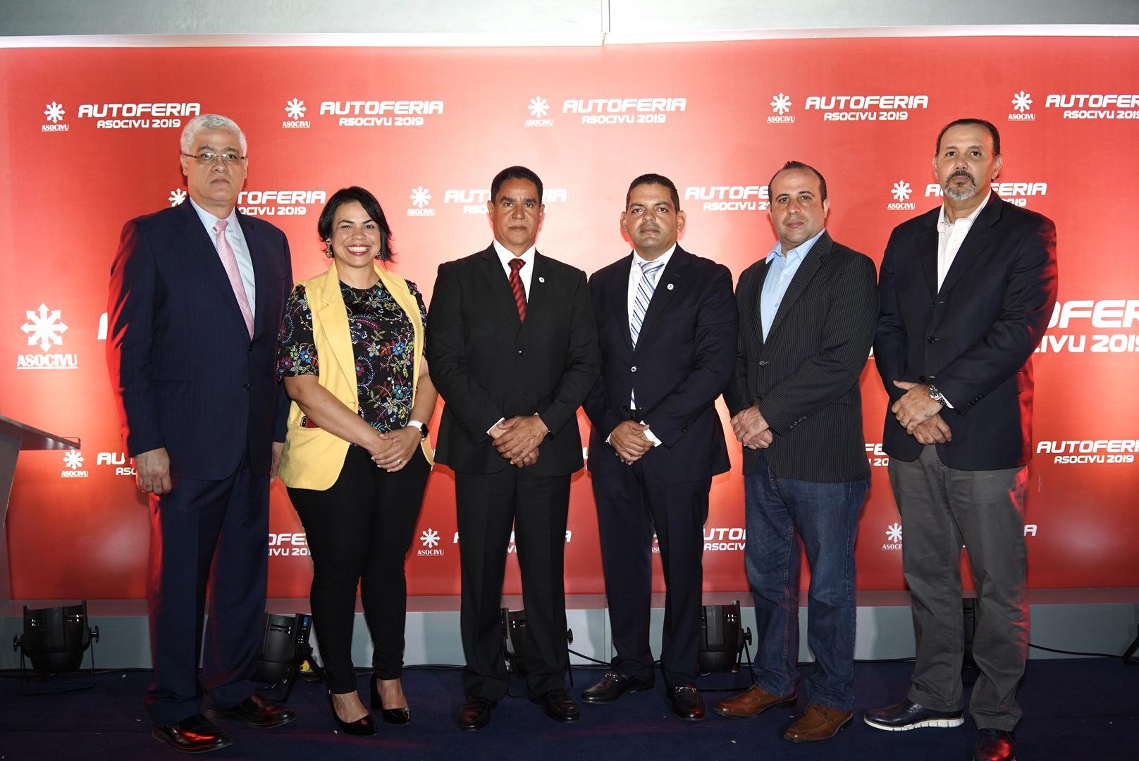 Silvestre Aybar Ingrid Calcaño Angel Alberto Then Peter Cabrera Gustavo Domingo y Darío Muñoz