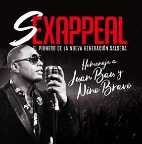 "Sexappeal ""Homenaje a Juan Bau y Nino Bravo"""