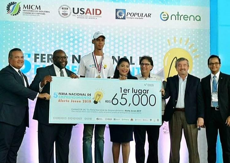Puerto Plata gana concurso nacional de emprendimiento
