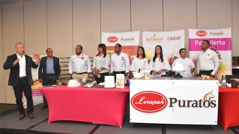 Puratos Dominicana presenta nueva linea Saludable.
