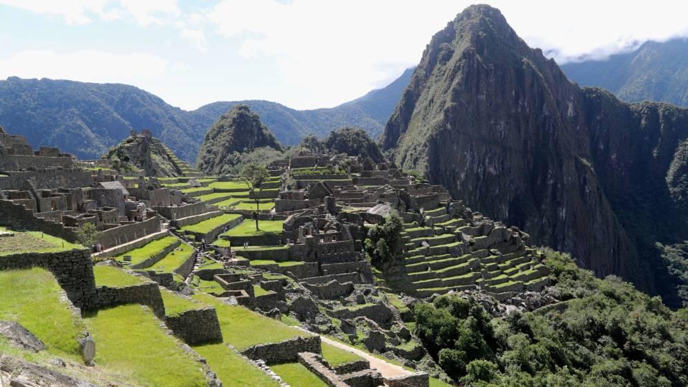 Polémica en Machu Picchu por levantar un aeropuerto