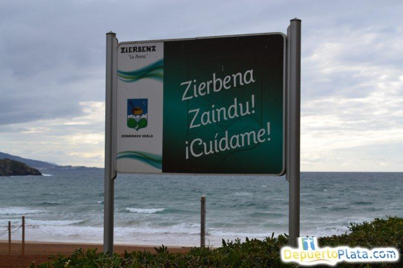 Hoy Conoceremos Zierbena, Vizcaya.