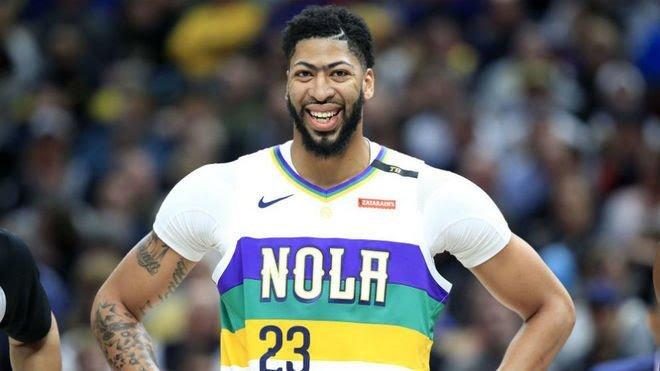 Los Pelicans traspasarán a Anthony Davis