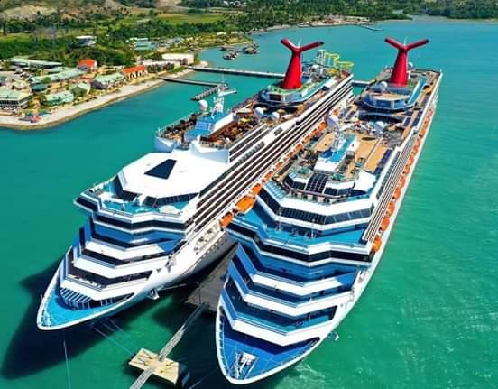 Puerto Plata recibe esta semana 5 cruceros