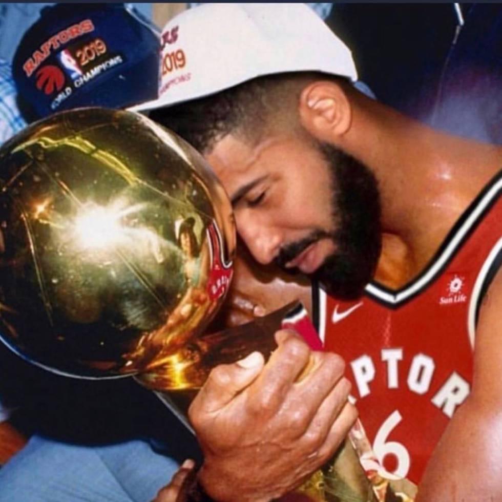 Video: Drake le da sus mejores deseos a Steph Curry